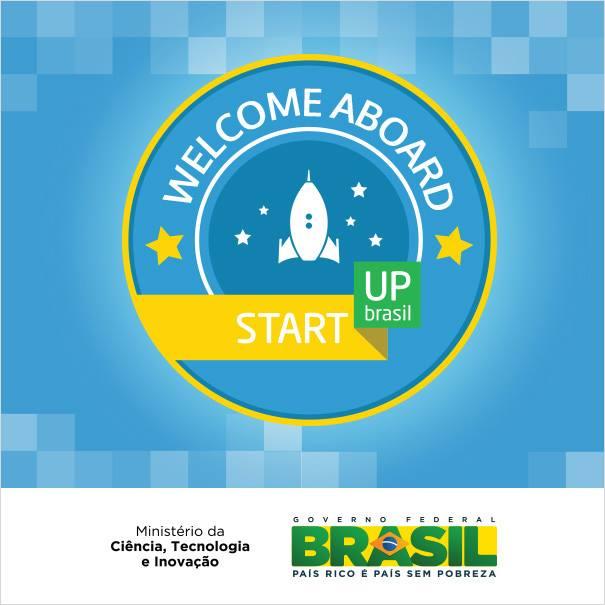 Welcome Aboard – Startup Brasil