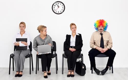 Perguntas estranhas em entrevistas de emprego