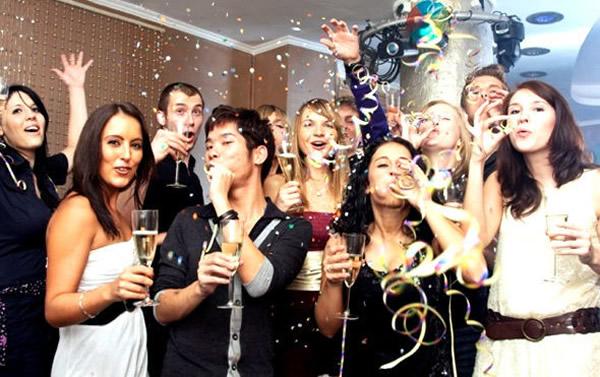 Como conduzir uma festa no trabalho?